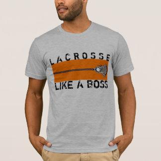 Lacrosse Boss T-Shirt