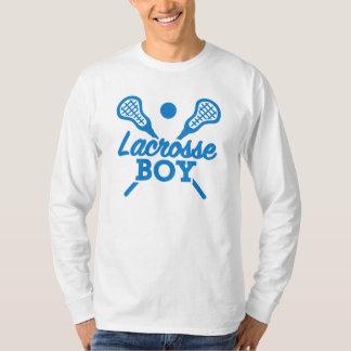 Lacrosse boy T-Shirt