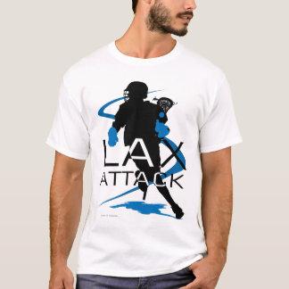 Lacrosse Boys LAX Attack2 Blue T-Shirt