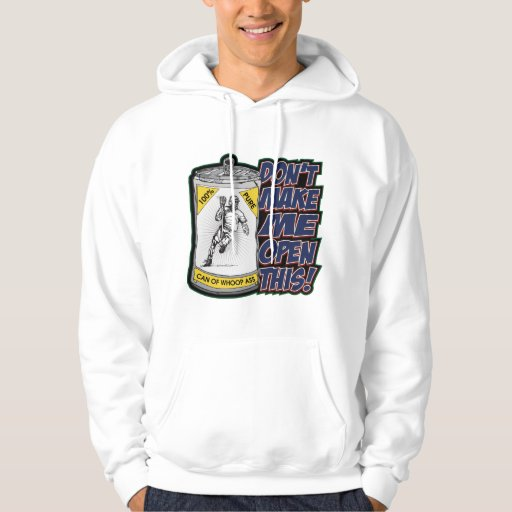 Lacrosse Can of Whoop Ass Pullover