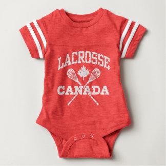 Lacrosse Canada Baby Bodysuit