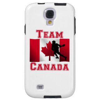 Lacrosse Canadian Flag Team Canada Galaxy S4 Case