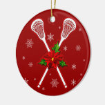Lacrosse Christmas Tree decoration Christmas Ornament