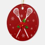 Lacrosse Christmas Tree decoration Christmas Ornament