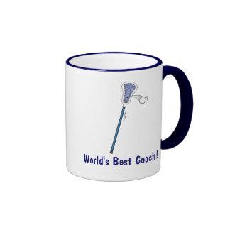 Lacrosse Coach Appreciation Mug