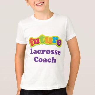 Lacrosse Coach (Future) Pacifier Gift T-Shirt