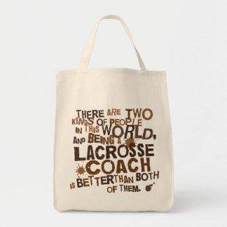 Lacrosse Coach Gift Bag