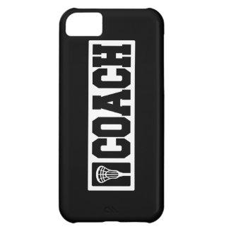 Lacrosse Coach phone cover