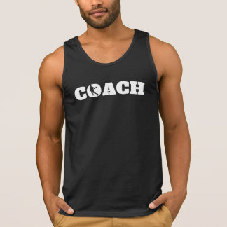 Lacrosse Coach Tank Top