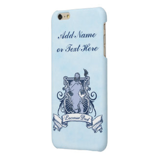 Lacrosse Dad iPhone Cover