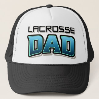 Lacrosse DAD Trucker Hat