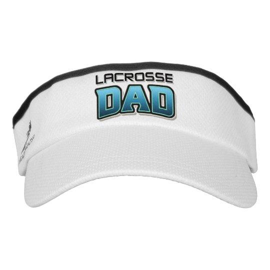 Lacrosse Dad Visor Hat  af1692fd54d9