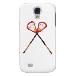 Lacrosse de PKM Funda Para Galaxy S4