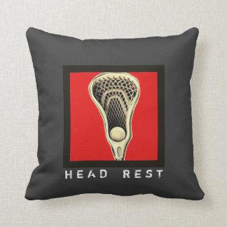 lacrosse decor pillow