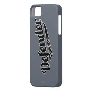 Lacrosse Defender iphone 5 case