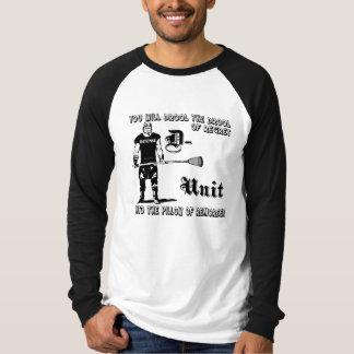 Lacrosse Defense DUnit Drool T-Shirt