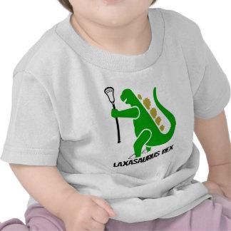 Lacrosse_Designs_LaxasaurusRex T Shirt