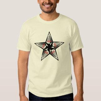 Lacrosse Designs Star trans T-Shirt