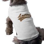 Lacrosse Doggie T Shirt