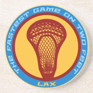 Lacrosse Drink Coaster