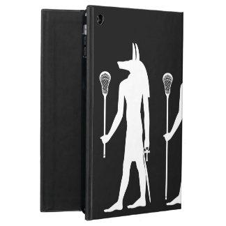 Lacrosse Egyptian Hieroglyph iPad Air case