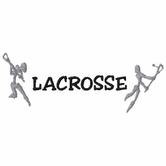 Lacrosse Embroidered Polo Shirt Polo Shirts