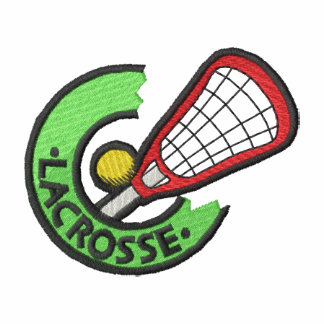 Lacrosse Embroidered Shirt