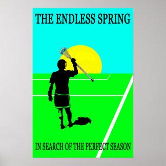 Lacrosse EndlessSpring Parody Poster