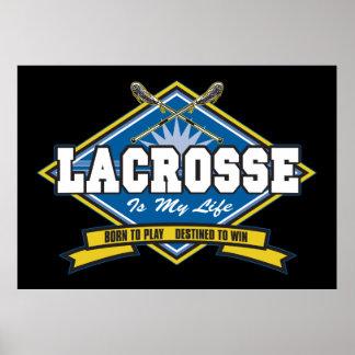 LaCrosse es mi vida Posters