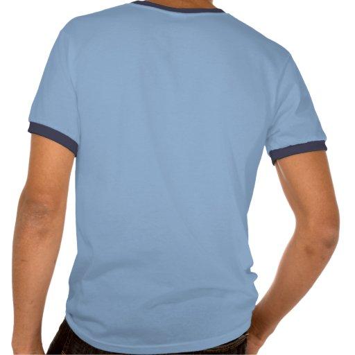 LaCrosse es vida Camiseta