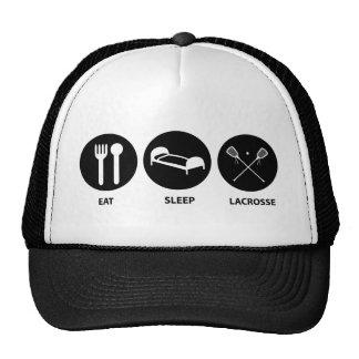 Lacrosse Evolution Hats