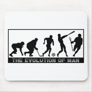 Lacrosse Evolution Mouse Pad