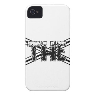 Lacrosse Fear The Stick iPhone 4 Case-Mate Cases