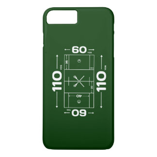 Lacrosse Field Dimensions iPhone 7 case