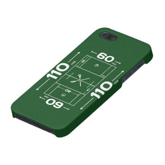 Lacrosse Field phone case iPhone 5 Cover