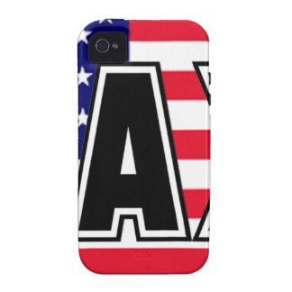 Lacrosse Flag America Case For The iPhone 4