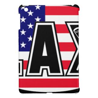 Lacrosse Flag America Cover For The iPad Mini
