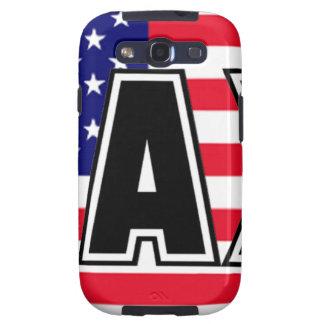 Lacrosse Flag America Galaxy S3 Case