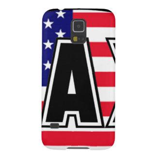Lacrosse Flag America Samsung Galaxy Nexus Cases