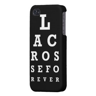 Lacrosse Forever iPhone case