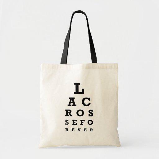 Lacrosse Forever Tote Bag