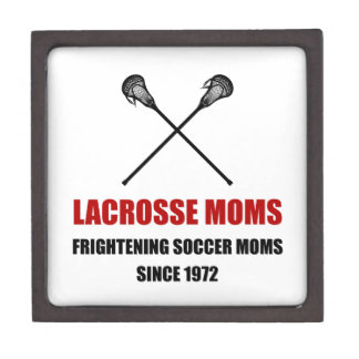 Lacrosse Frightening Soccer Moms Jewelry Box