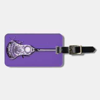 lacrosse gear travel bag tag
