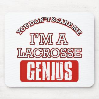 lacrosse genius mouse pad