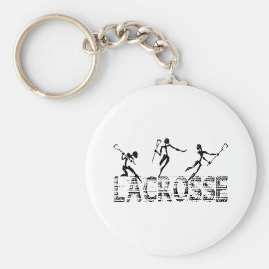 Lacrosse Gift Keychain