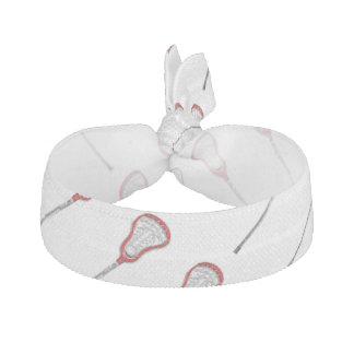 lacrosse gifts girls elastic hair tie
