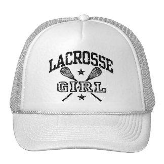 Lacrosse Girl Trucker Hat