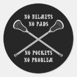 Lacrosse Girls No Sticker