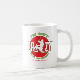 Lacrosse Goalie Design Coffee Mugs