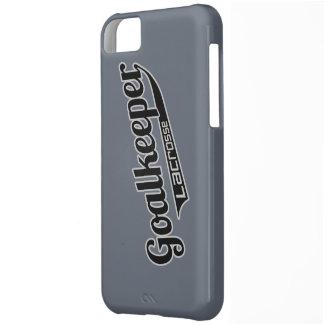 Lacrosse Goalkeeper iphone 5 case